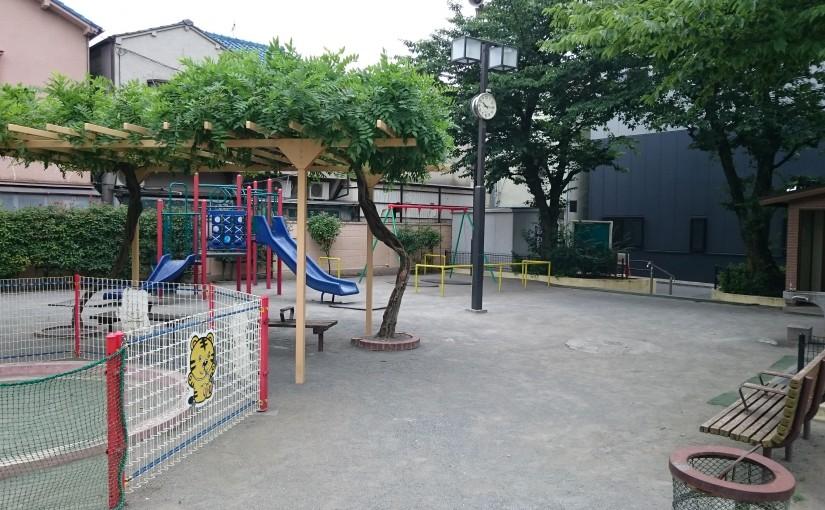江川堀児童遊園