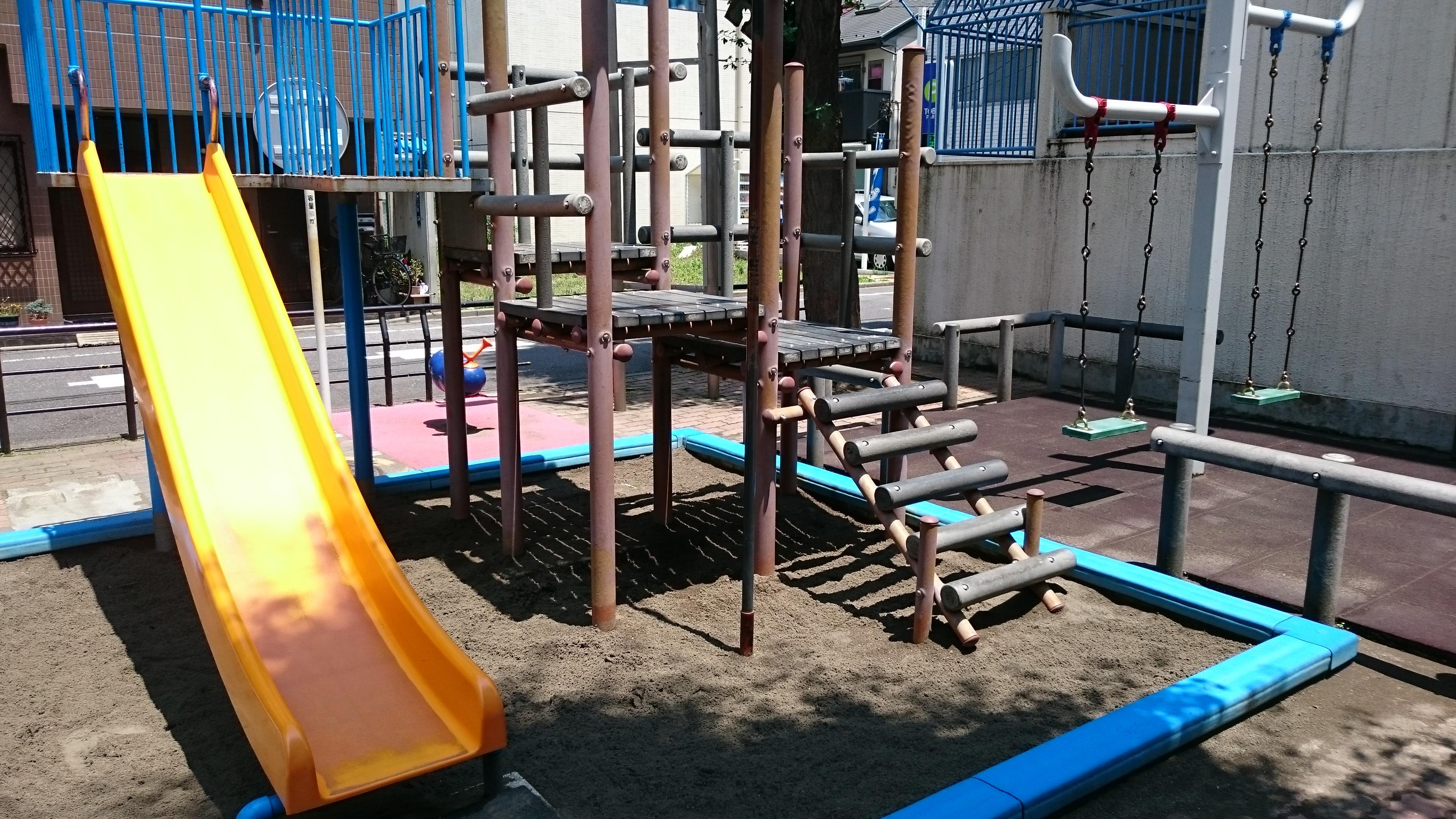 向柳原児童遊園